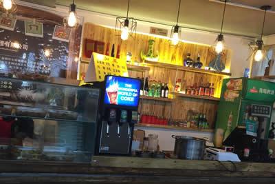 上海可乐机多少钱一台