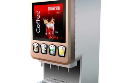 天津四头可乐饮料现调机