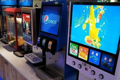 苏州四头可乐饮料现调机报价