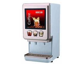 三阀奶茶热饮机